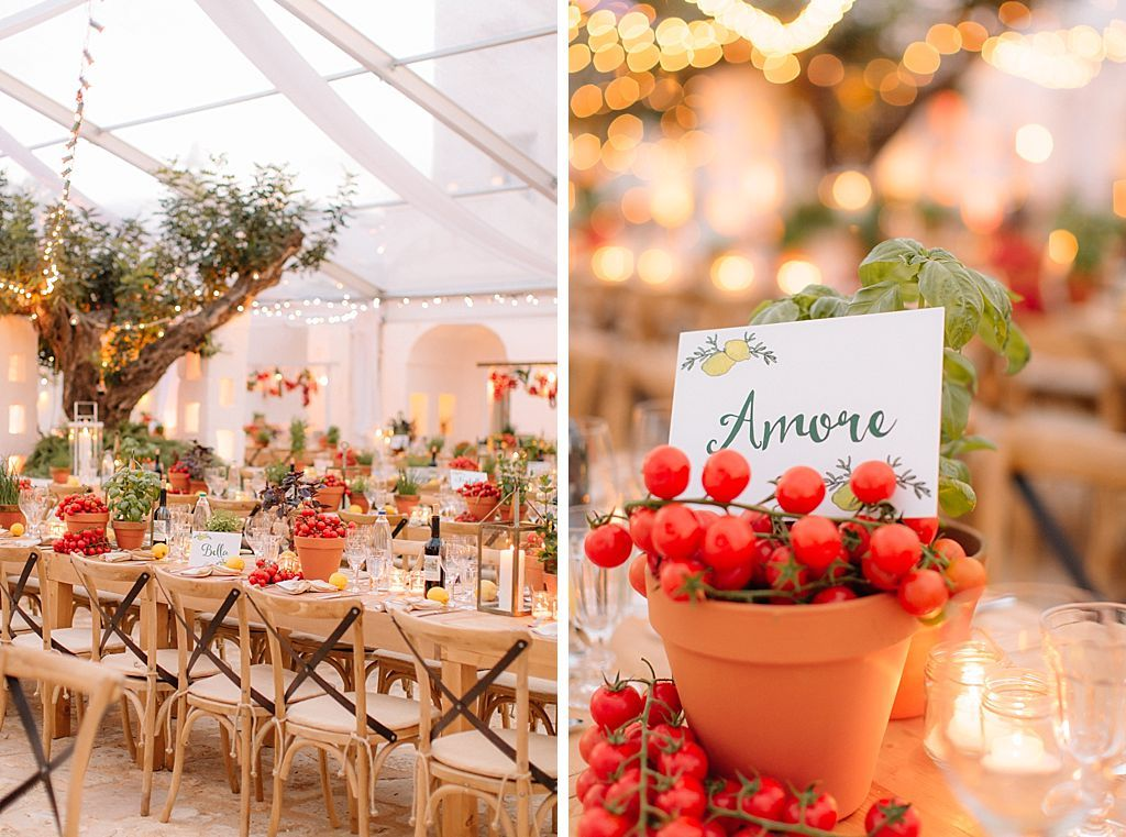 Table Settings | Rustic Decor | Foliage | Fresh Tomatoes | Food | Ambience | Name & Table Settings | Rustic Decor | Foliage | Fresh Tomatoes | Food ...