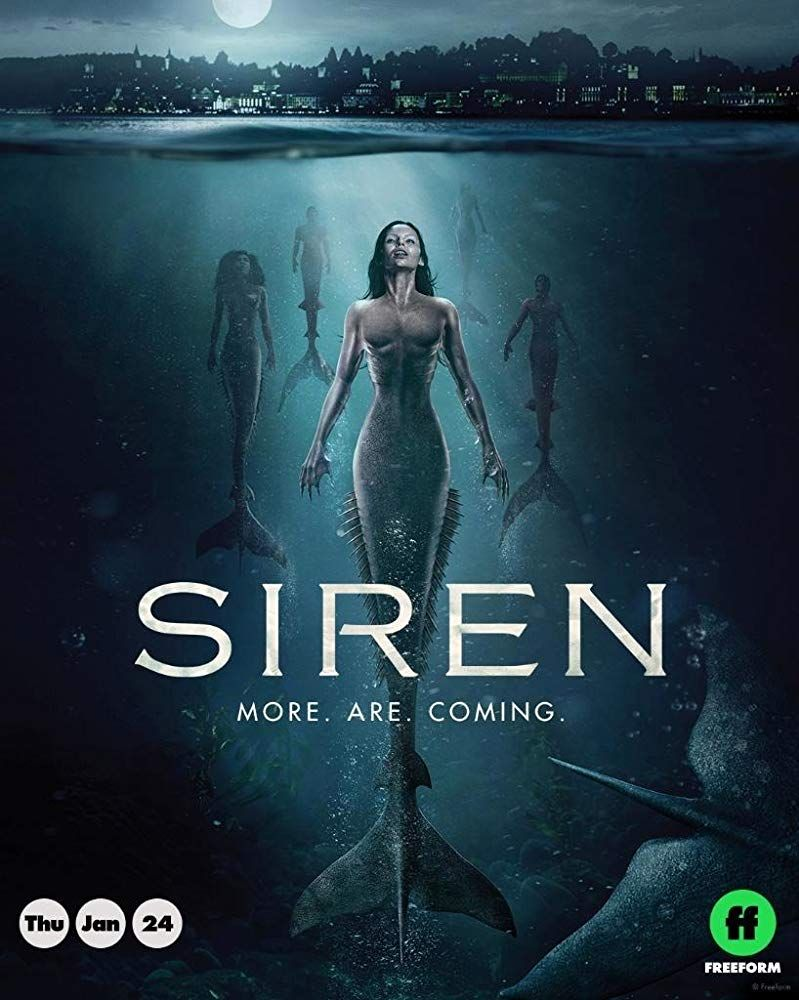 Siren (TV Series 2018–2020) - IMDb