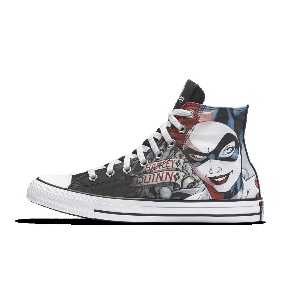 converse shoes harley quinn