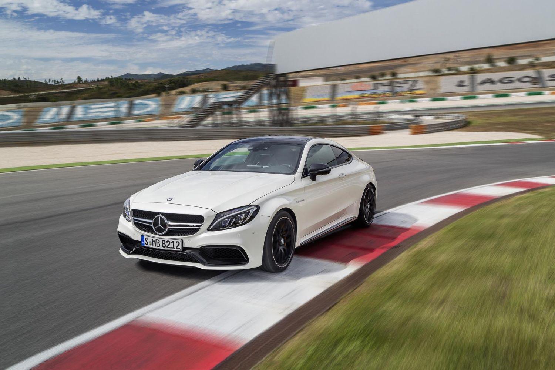 2017 Mercedes-Benz C63 AMG Wallpapers [HD] - DriveSpark