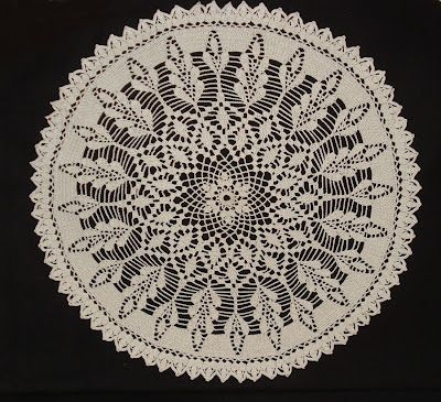 Free Crochet Doily Diagram Gorgeous Project That Inspires Me To