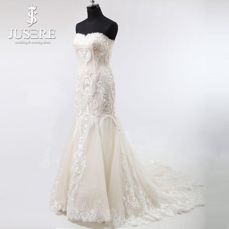 Slim fit wedding dresses  Sweetheart Special Tail Slim Bodiy Zipper Back Fit Skirt Lady Long