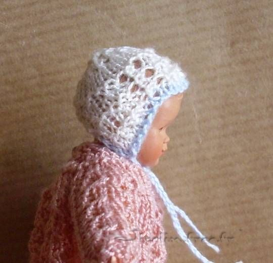 bonnet miniature
