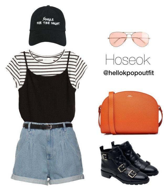 Casual outfit- Hoseok