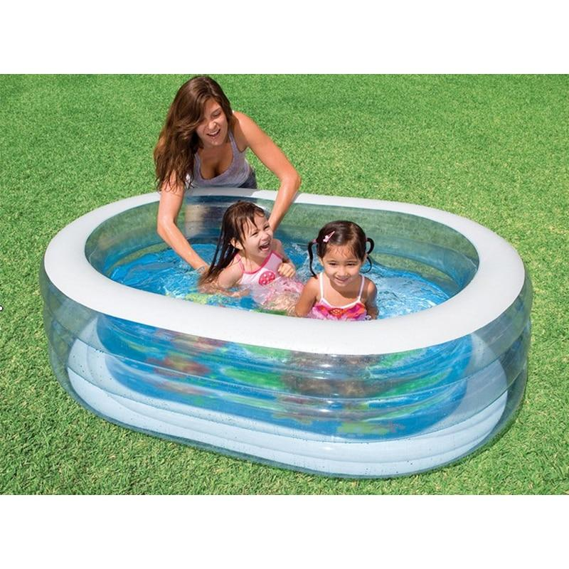 Baby inflatable Swimming Pool in 2019 Children swimming