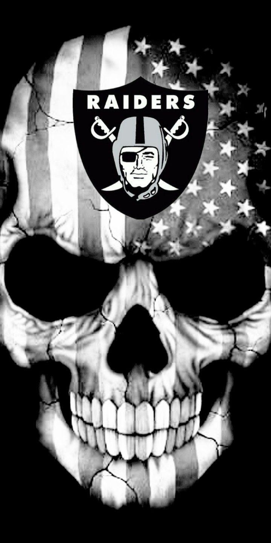 RAIDER NATION Raiders football
