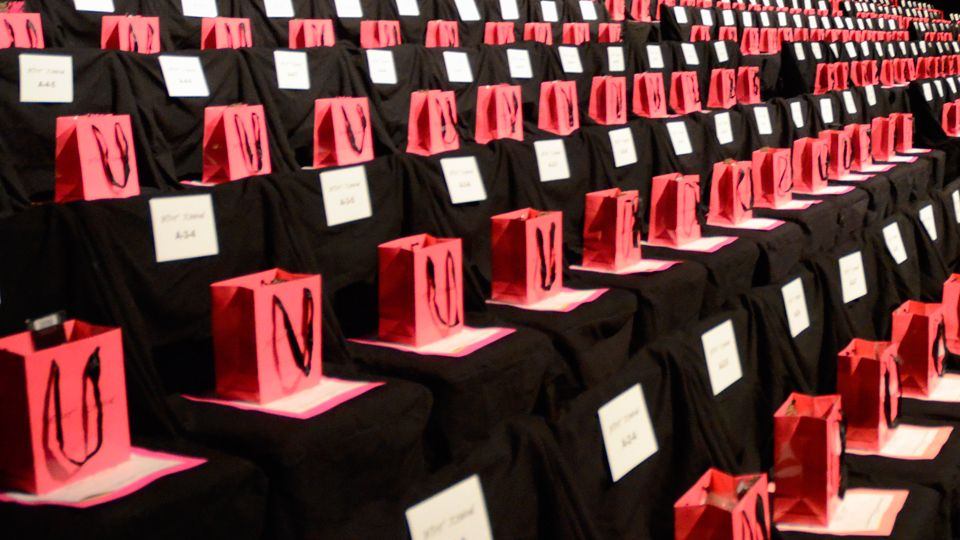 Fashion Show Goodie Bag Ideas