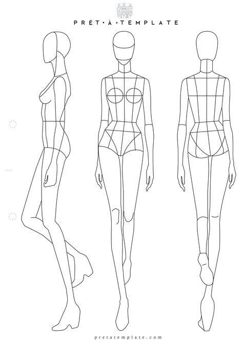 Super Fashion Ilustration Sketches Design Inspirational 26 Ideas In 2020 Fashion Illustration Template Fashion Design Portfolio Illustration Fashion Design