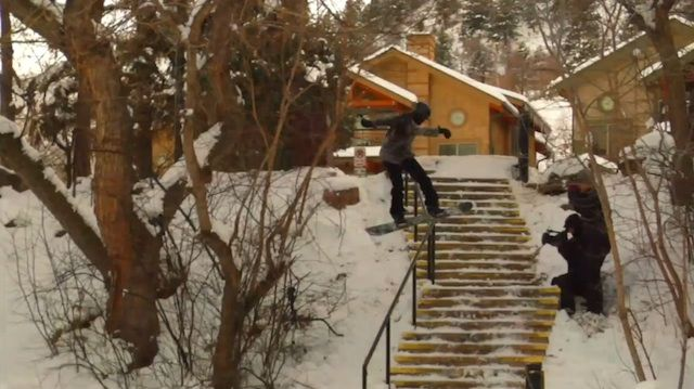 "Snowboarding: Jed Anderson ""In Full"" (Full Clip Online)"