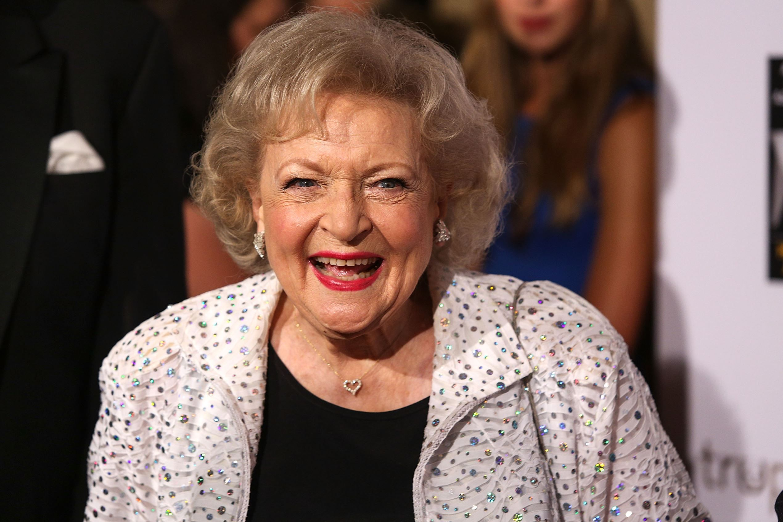 Celebrity Capricorns Betty White The Hollywood Reporter Join Instagram