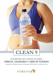 Clean 9 el programa que te ayuda a lograr tus metas !