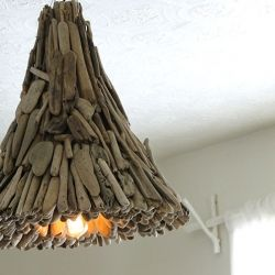 Great inspirational ideas on how to decorate with TWIGS in your home. Beautiful!