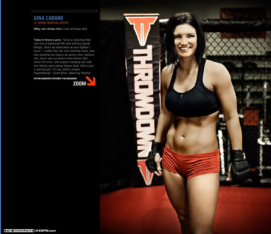 Gina carano diet plan and workout routine healthy celeb - Scrumptious And Sexy Gina Carano