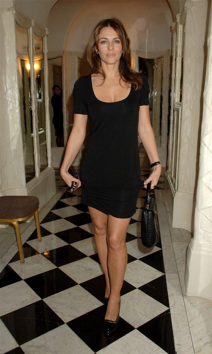 Liz hurley versace dress - Picture Of Elizabeth Hurley