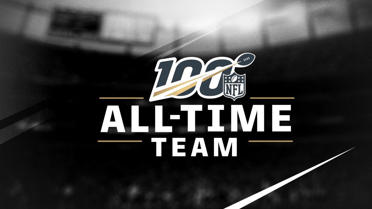 NFL 100 Nfl, Nfl fans, All star team
