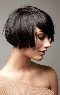 Very Short Bob Hair Google Search Friseur Pinterest Frisur