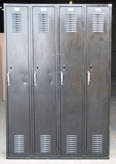Vintage Black Storage Lockers By Dustysrustylockers On Etsy Locker Storage Lockers For Sale Vintage Lockers