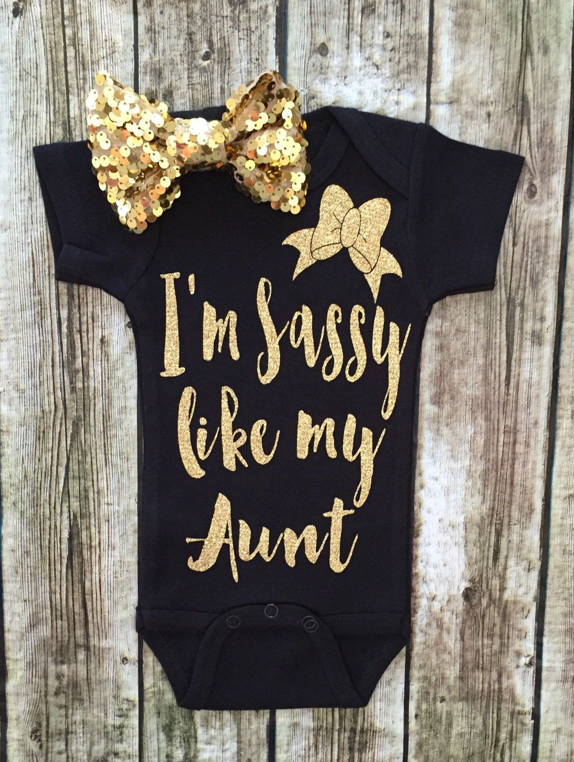 Aunt and Niece Shirts Toddler Sassy Aunt Shirt Baby Girl Clothes Sassy Like My Aunt Shirt Girls Sassy Aunt Shirt Sassy Aunt Shirt