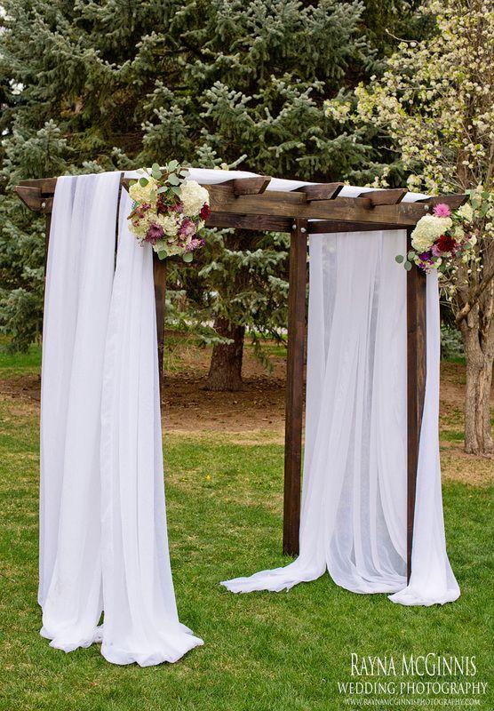 Simple Chuppah Google Search Gazebo Wedding Decorations Wedding Arch Romantic Wedding Ceremony