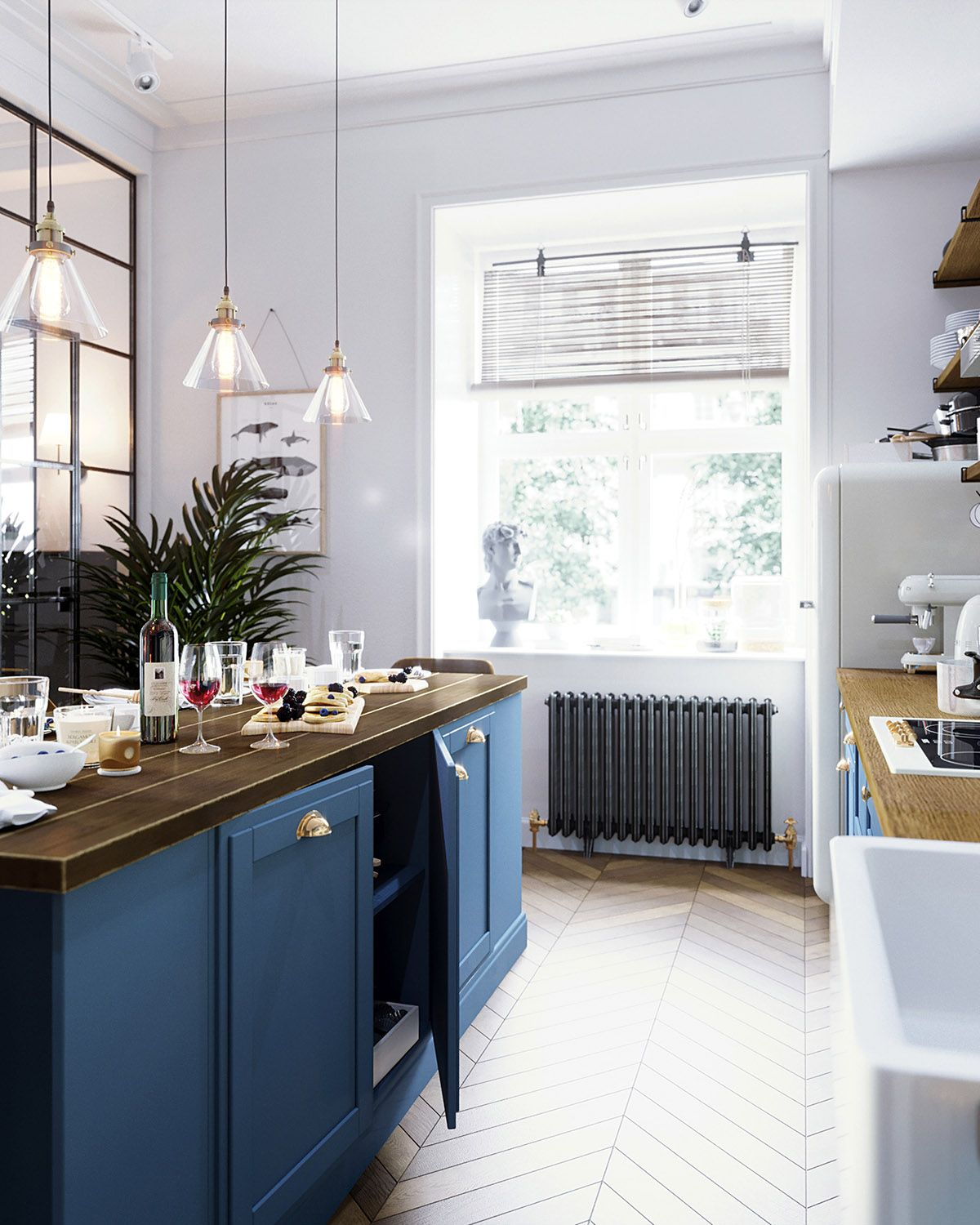 Earthy Eclectic Scandinavian Style Interior In 2020 Scandinavian Style Interior Cheap Home Decor Kitchen Style