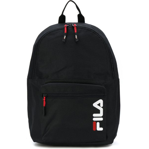 56584d6e0152 Fila logo backpack ( 33) ❤ liked on Polyvore featuring bags ...