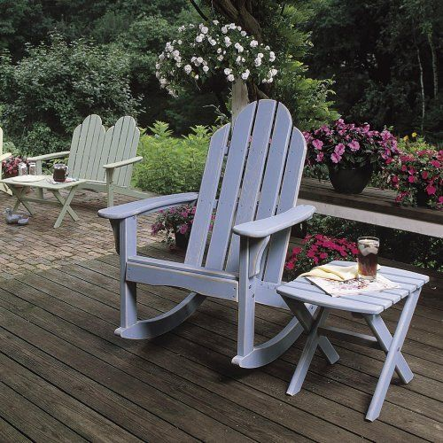 adirondack rocking chair plans | ... Woodies Cottage Classic ...