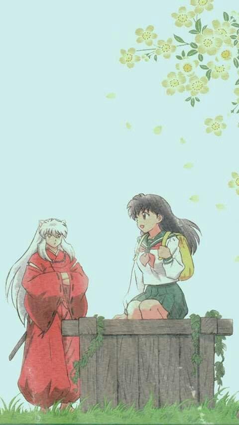 Adios In 2020 Anime Inuyasha Anime Wallpaper