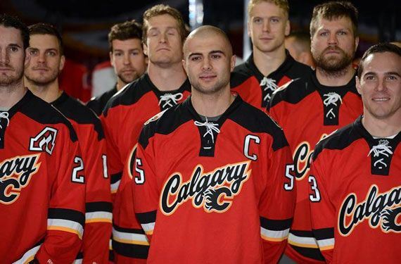1ac260903 Calgary Flames New Alternate Jersey 2013-14