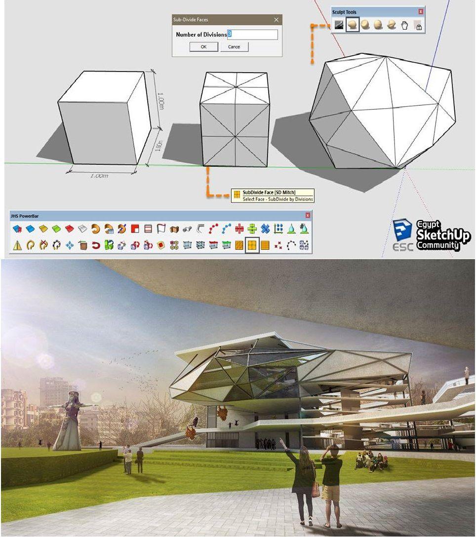 Pin de gustavo a delgado en sketchup pinterest for Programas de arquitectura y diseno
