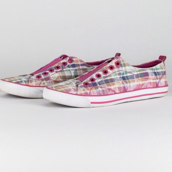Coach Katie Tennis Shoes ($45) Perfect For Your Summer