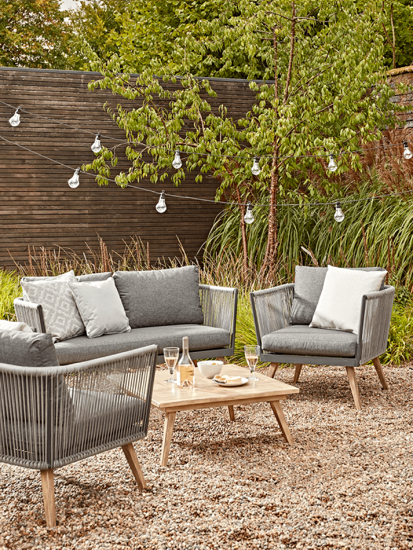 New Bari Lounge Set Garden Lounge Sets Sofas Chairs