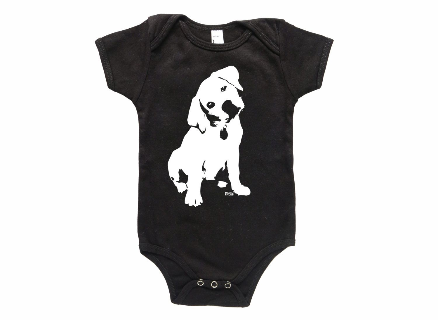 Labrador Retriever Baby Onepiece, Dog Baby Clothes, Dog Baby Shower,  Personalized Baby Clothes, Toddler Girl Clothes, 1st Birthday Gift