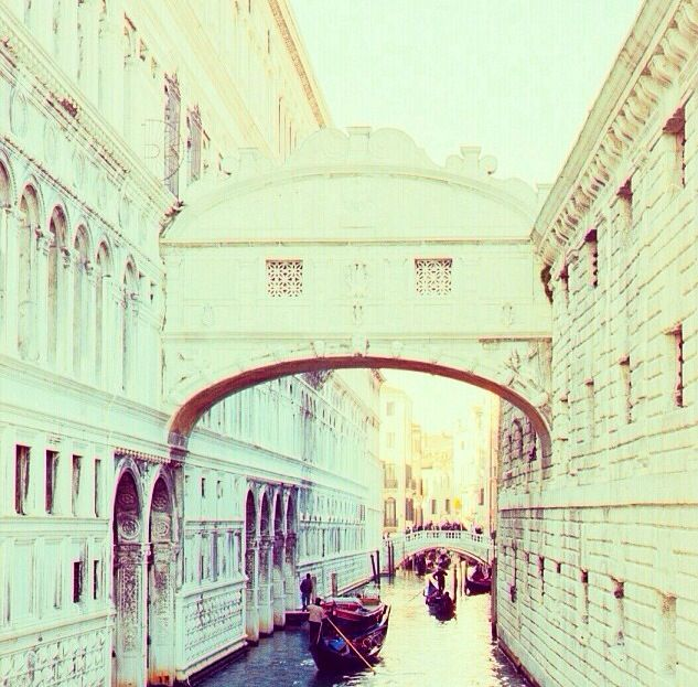 Venice, Italy!