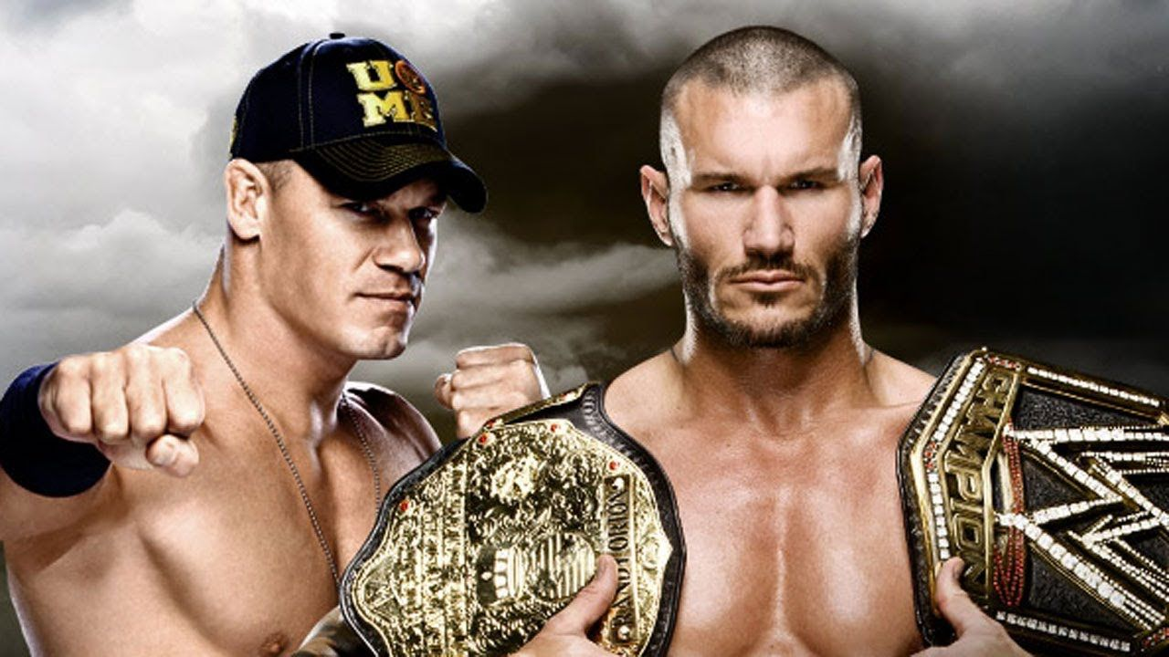 john cena vs. randy orton - royal rumble- wwe 2k14 simulation | wwe
