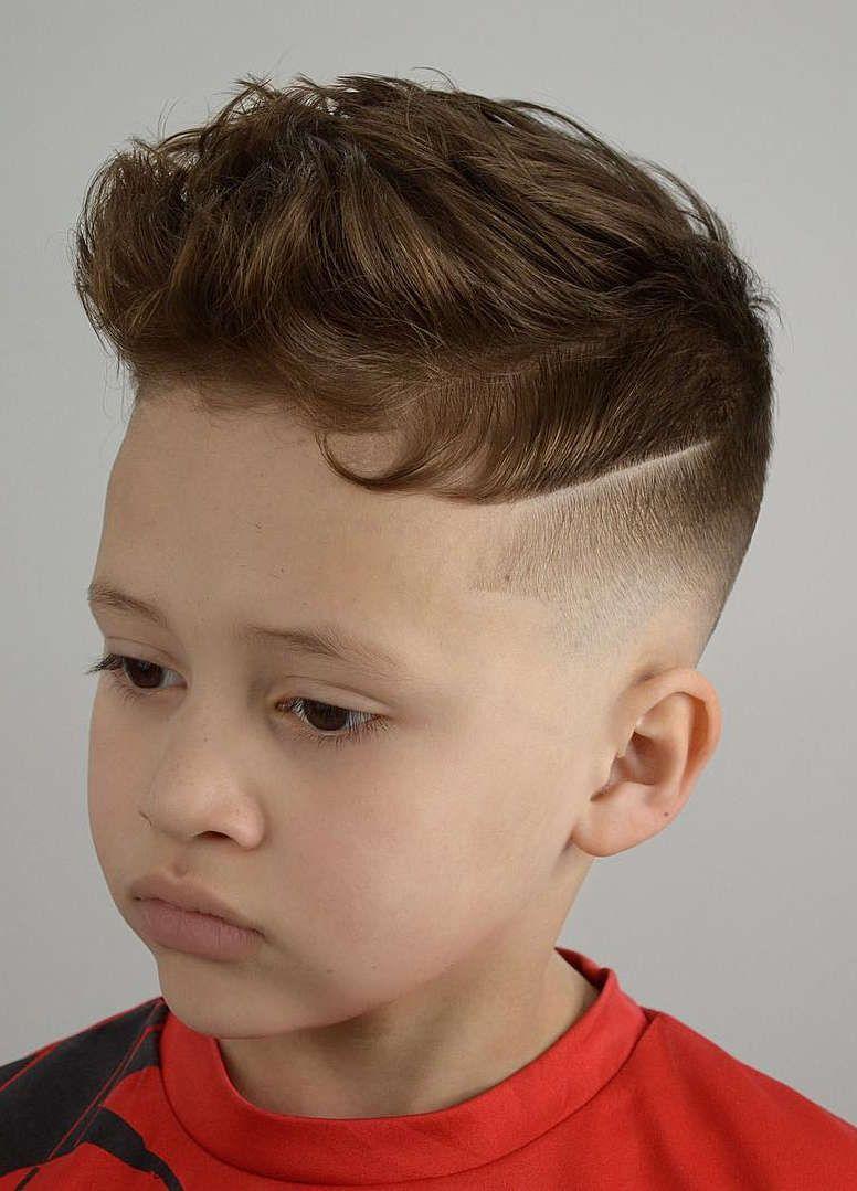 Cool Thin Hair Cool Kids Haircut Boys - Hair Cut