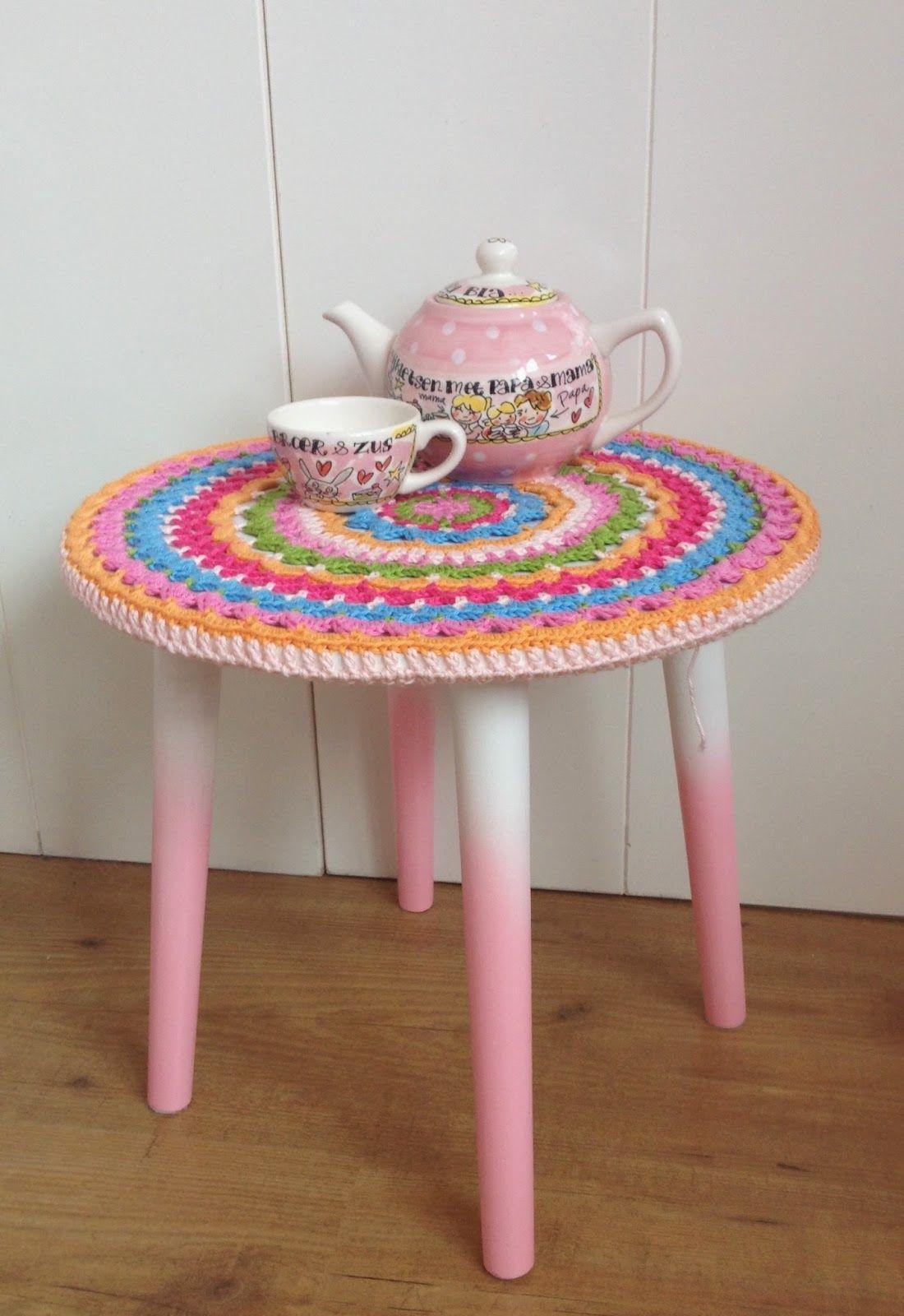Ak at home : Crochet