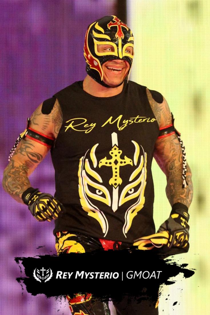 Rey Mysterio La Leyenda 619 Reymysterio Reymysteriojr Teammysterio Booyaka Wwe Boyaka619 Smackdown Rey Mysterio 619 Wrestling Wwe Wwe