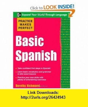 Practice Makes Perfect Basic Spanish Pdf