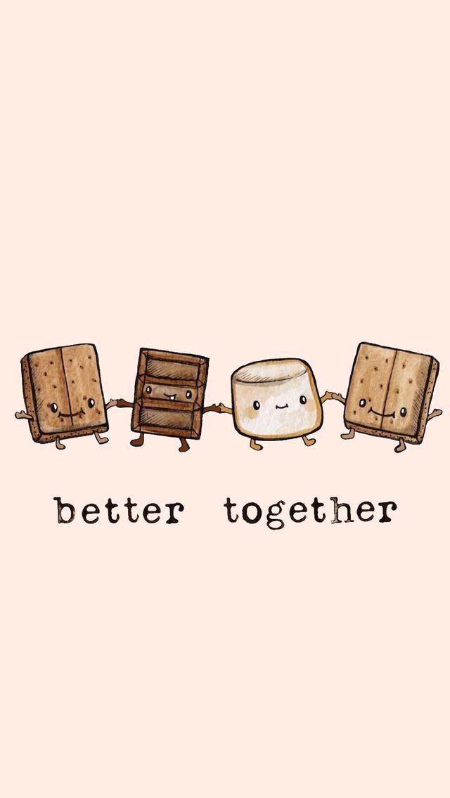 Pinterest Jaidyngrace Cute Cartoon Wallpapers Wallpaper