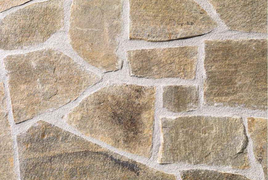 Golden Opus,  by B&B Natural Coverings  #natural #stone #coverings