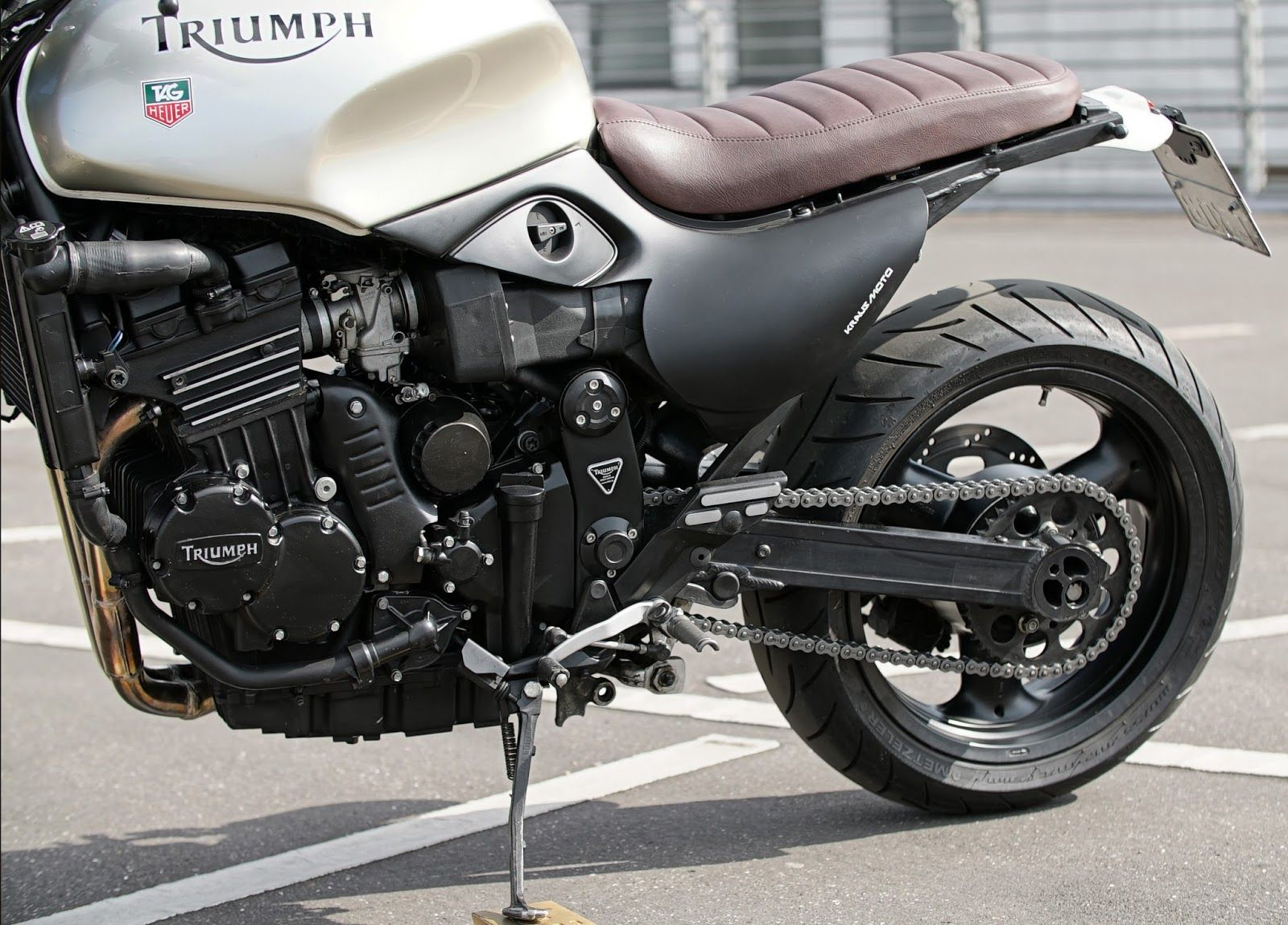 Triumph T300 Is A Motorcycle With A Thousand Resources It Is