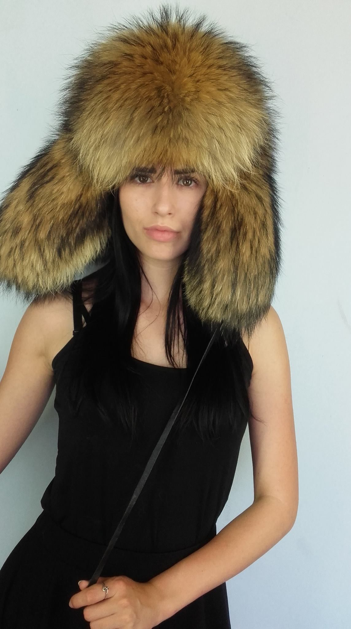 Pin by Holly James on Fur Headwear  b3df5d2e5c1f