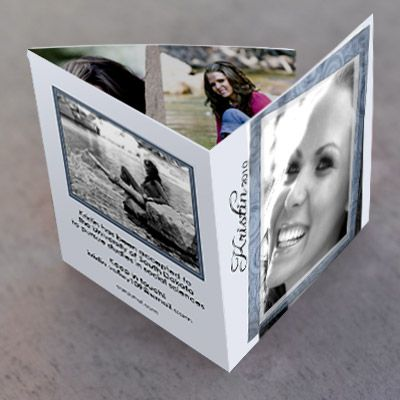 tri fold graduation invitations design template ideas graduation