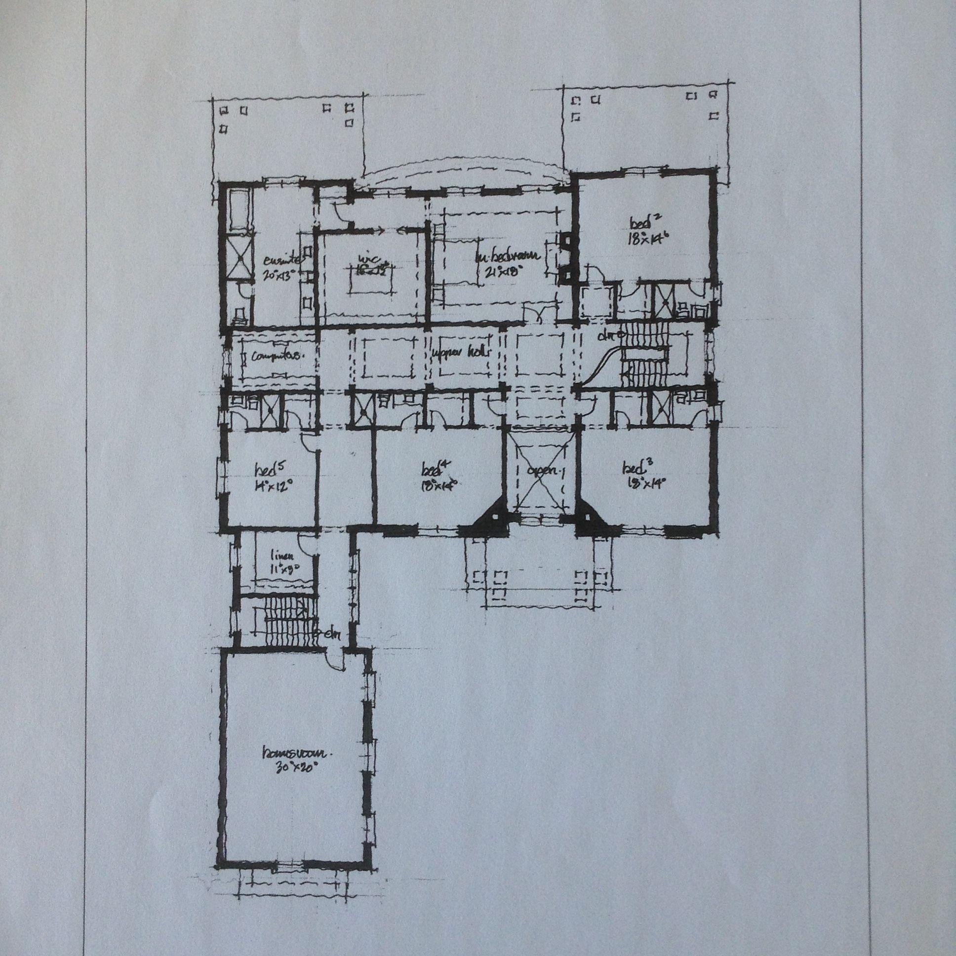 Oakville On Upper Level Luxury House Plans Floor Plans How To Plan