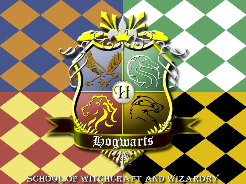 Hogwarts Crest By Ajb3art On Deviantart Harry Potter Crest
