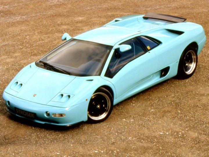 the lamborghini strosek diablo is a sleek and beautiful car designed by none other than the lamborghini motors why i tuner cars lamborghini diablo lamborghini tuner cars lamborghini diablo lamborghini