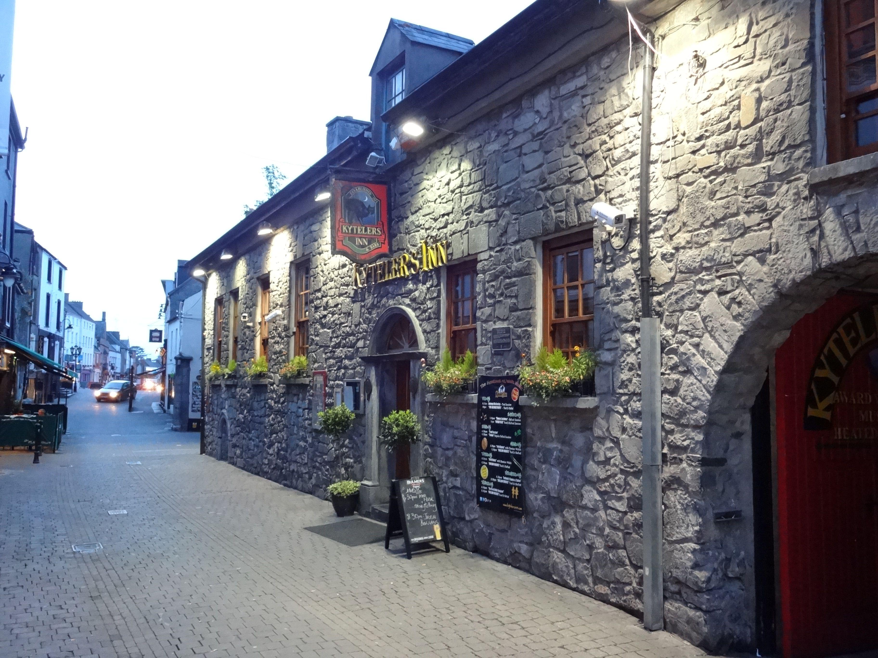 The Kyteler's Inn in Kilkenny. A must if you are in Kilkenny. Photo: bestnorwegian.com