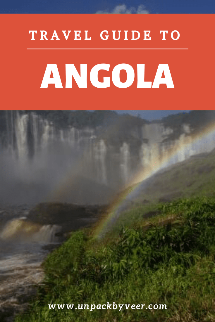 Travel to Angola Travel Guide, tips and inspiration for