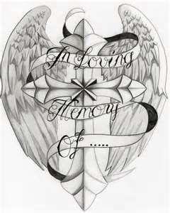 In Loving Memory Tattoo Drawings : loving, memory, tattoo, drawings, Kathy, Bynum, Tattoo, Designs, Like!, Loving, Memory, Tattoos,, Memorial, Daddy, Tattoos
