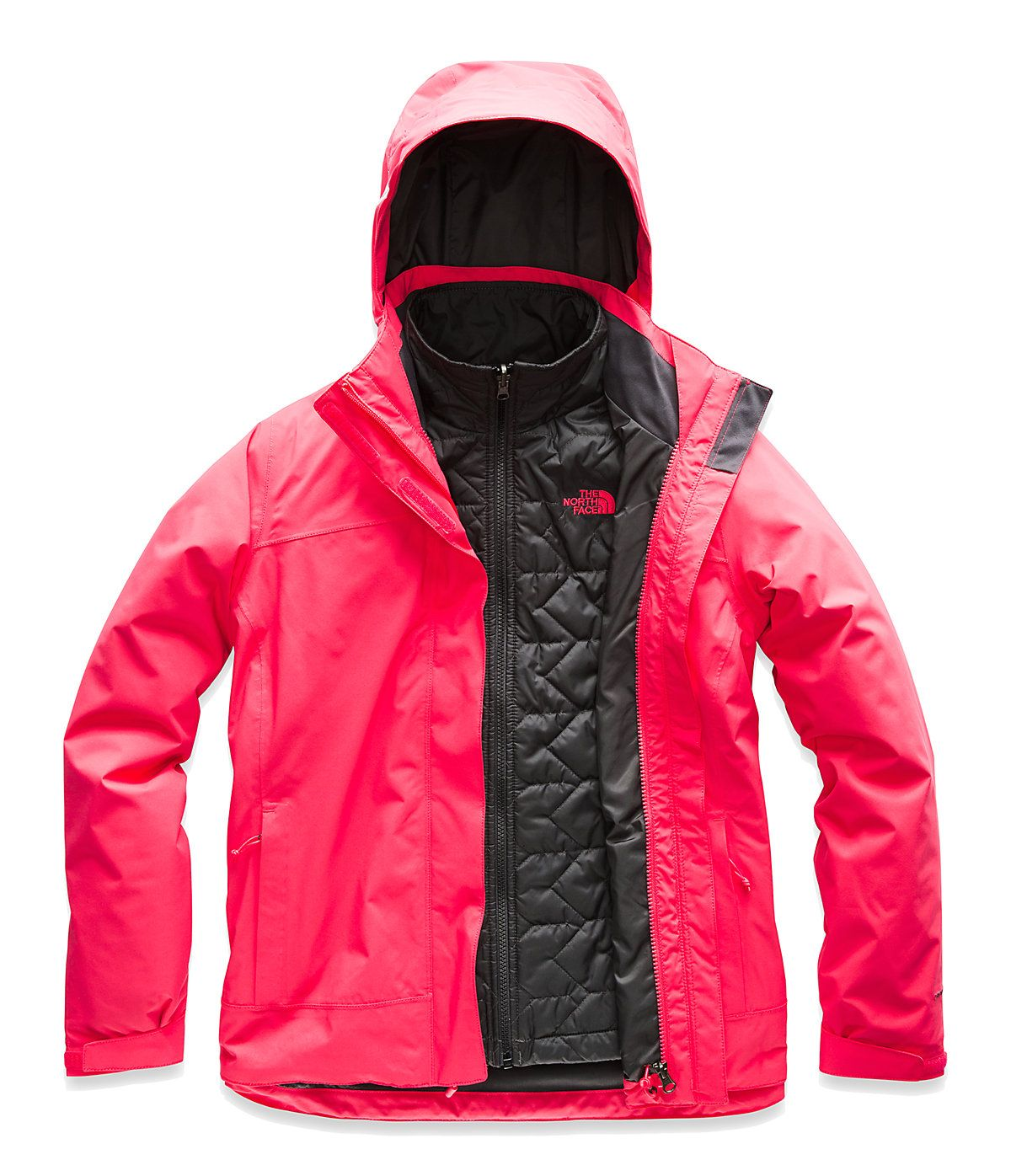Women S Carto Triclimate Jacket The North Face Triclimate Jacket Jackets North Face Women [ 1396 x 1200 Pixel ]